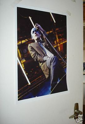 REM MICHAEL STIPE LIVE ON STAGE Poster NEW