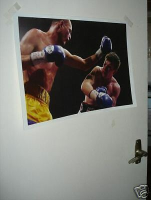 Ricky Hatton  FANTASTIC NEW POSTER