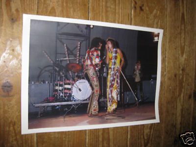 Rod Stewart The Faces Live on Stage POSTER