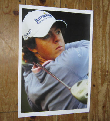 Rory McIlroy Golf Great POSTER