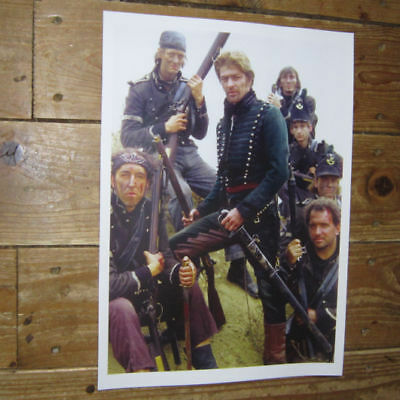 Sharpe Sean Bean Fantastic New POSTER