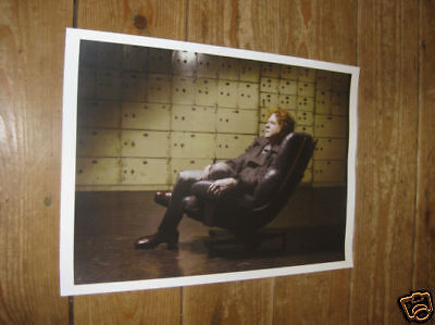 Simply Red Mick Hucknall POSTER Chair