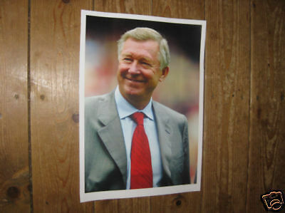 Sir Alex Ferguson Legend POSTER
