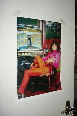 T REX MARC BOLAN POSTER Jukebox