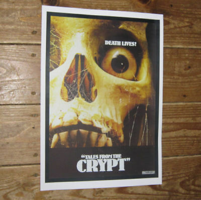 Tales from the Crypt Repro Film POSTER