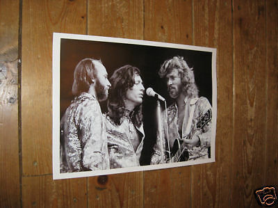 The Bee Gees Awsome New BW Poster Mike