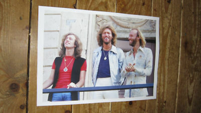 The Bee Gees Fantastic New Balcony POSTER