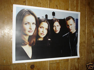 The Corrs Awesome New Colour POSTER