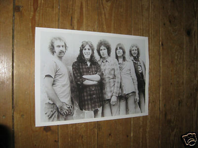 The Eagles Fantastic New BW POSTER