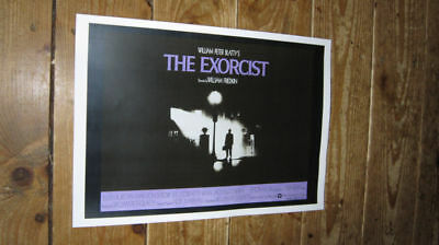 The Exorcist Repro Film POSTER