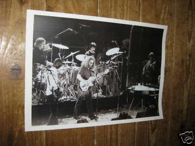 The Grateful Dead Live on Stage POSTER
