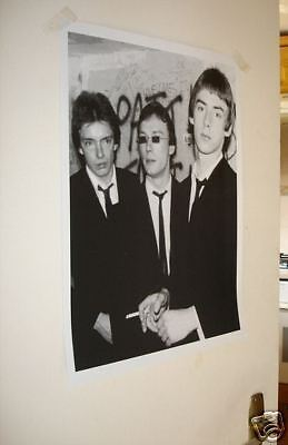 The Jam B/W New POSTER #1