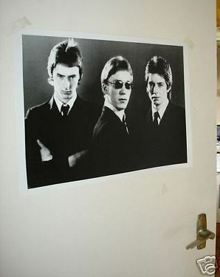 The Jam B/W New POSTER #2