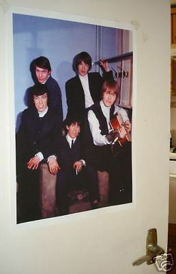 The Rolling Stones Colour Door Poster Young