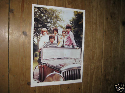 The Rolling Stones Very Early POSTER Car