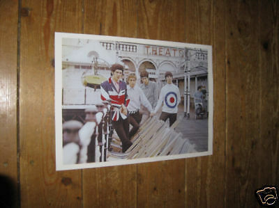 The Who Fantastic New POSTER Pier