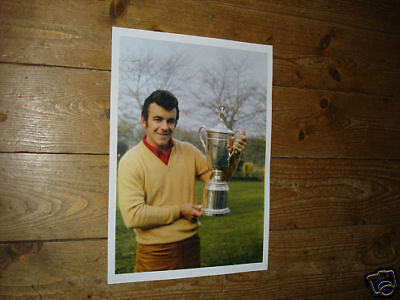 Tony Jacklin Golf Legend Awsome New POSTER