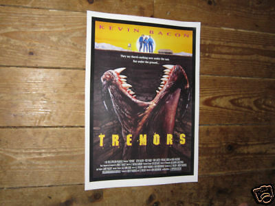 Tremors Kevin Bacon Repro Film POSTER