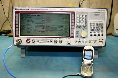 Rohde Schwarz CMD55 Radio Communications Tester -Calibrated, 30 day Warranty