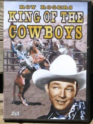 Roy Rogers KING OF THE COWBOYS (NEW DVD, 43') Western
