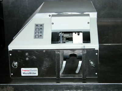 Thermo Shandon MicroWriter Diamond Slide Labeler Printer