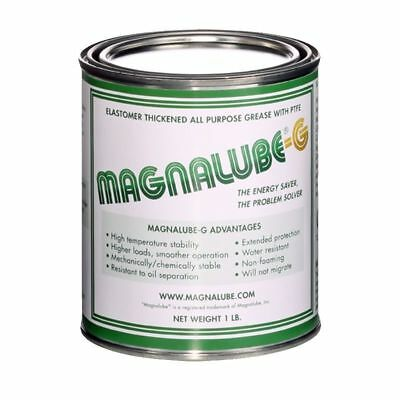 Magnalube-G PTFE Grease for PCB Equipment: 1x 1 LB Can