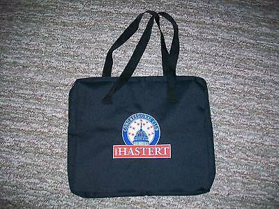 Congressional Club Denny Hastert Embroidered Tote Bag