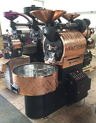 10 Kilo/ 22lb OZTURK Commercial Coffee Roaster New Custom Built Machine