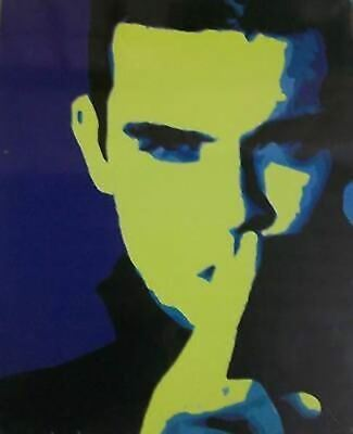 "Robbie Williams ""Take That"" Digital Print/Poster  NEW!!"