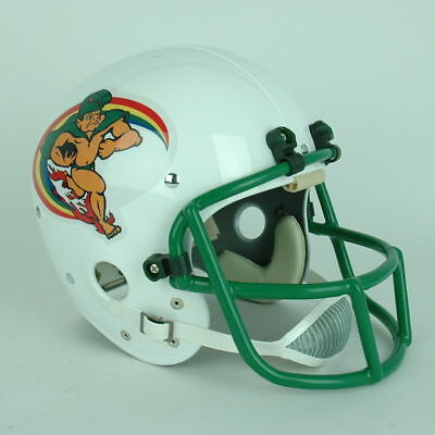 1976 - 81 Hawaii Rainbows Suspension Football Helmet