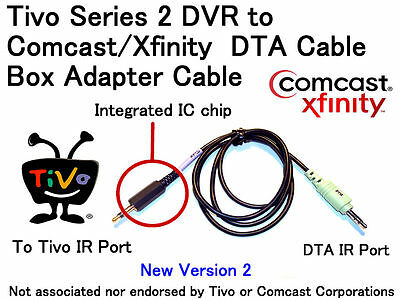 TiVo to Comcast DTA Adapter Cable
