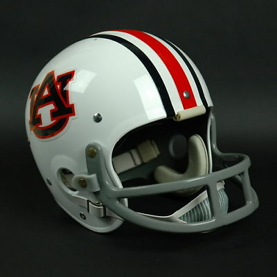 Auburn Tigers Suspension Football RK Helmet History 8