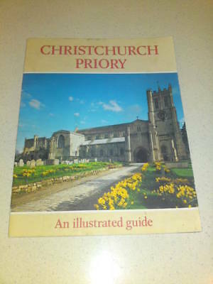 CHRISTCHURCH PRIORY Published 1985 24 pages
