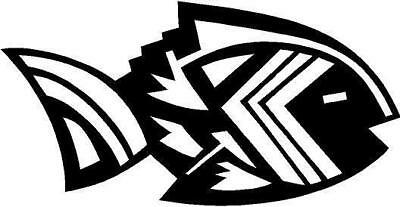 Southwest Art Fish Vinyl Decal Sticker Car Truck Window Sign RV Trailer 177-11