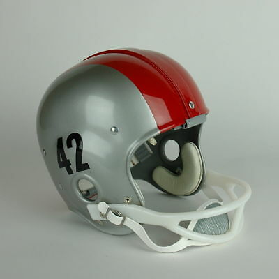 Ohio State Buckeyes Suspension Football Helmet History