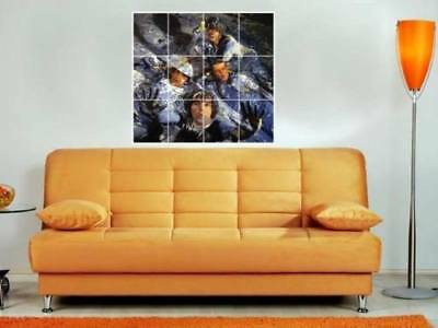 """The Stone Roses 35X33"""" Inch Large Mosaic Wall Poster Ian Brown N2"""