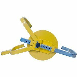 Car, Caravan & Trailer Full Face Wheel Clamp
