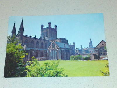 Chester Cathedral Postcard #10