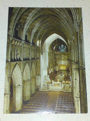 Southwark Cathedral #10 postcard