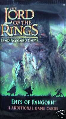 Lord Of The Rings Ents Of Fengorn Booster Pack