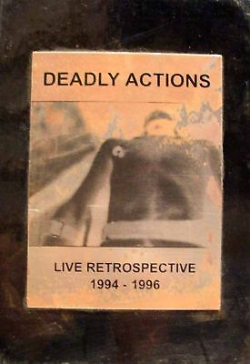 Deadly Actions - live 1994-1996 VHS