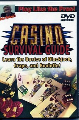 John Patrick's Play Like The Pros:Casino Survival Guide