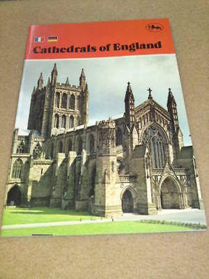 CATHEDRALS OF ENGLAND 1971 30 pages