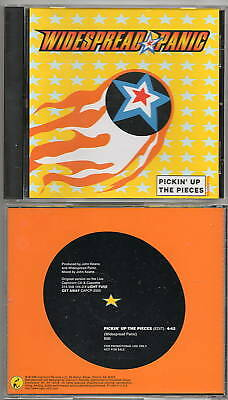 WIDESPREAD PANIC - Pickin' Up The Pieces PROMO CD Live