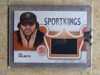 2010 Sportkings Poker Razor Leaf National Expo PHIL HELLMUTH /9