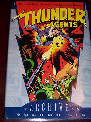 THUNDER AGENTS, Archives Volume Six