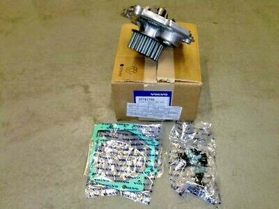 Genuine Volvo Water Pump Kit S40 V40 V70 S60 S80 Xc90 Petrol / Focus St 30751700