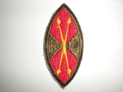Us Army Aaa Command Central Patch (Reproduction)