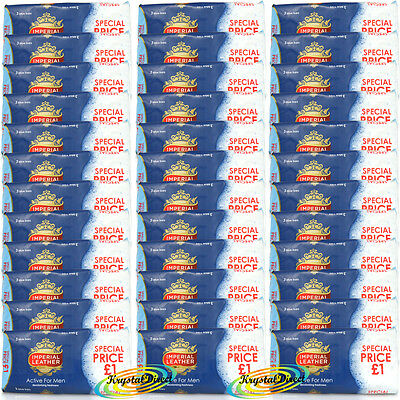 108 Bars Of Cussons Imperial Leather Active For Men Soap 100g Blue