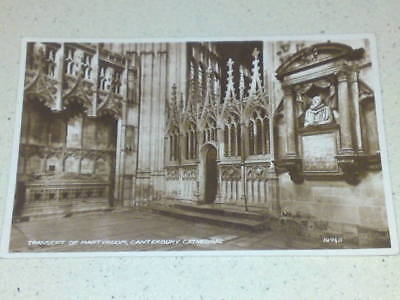 Canterbury Cathedral #11 postcard